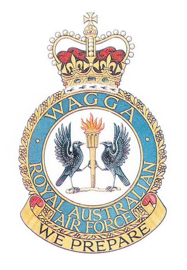 RAAF base Wagga Wagga