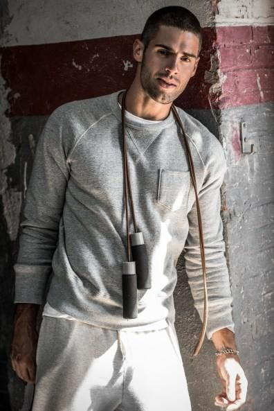 Chad White by Matthew Brookes for Todd Snyder + Champion Fall 2016 Campaign