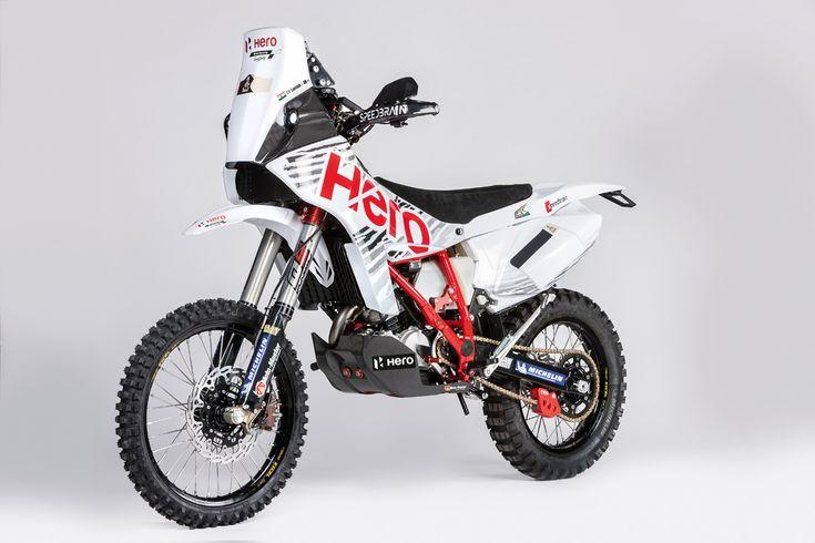 Enduro21: Passion for Enduro - First Look - Hero MotoCorp Speedbrain Rally Bike