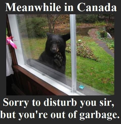 (122) Meanwhile in Canada
