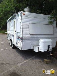 Concession Trailer for Sale in Tennessee | Buy Used Food Trailer