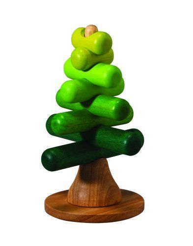 Plan Toys Stacking Tree by Plan Toys. $17.07. Plan Toys encourage healthy social interaction promote natural learning and instill a sense of wonder. Plan Toys is the first company to manufacture toys using wood from rubber trees that no longer provide latex. Plan Toys practices the three rs of green living: reduce reuse and recycle our manufacturing processes are designed to reduce waste and save energy. Plan Toys Creates innovative educational toys for every developmental...