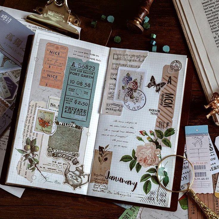 Nature journal aesthetic #nature #journal #aesthetic ...