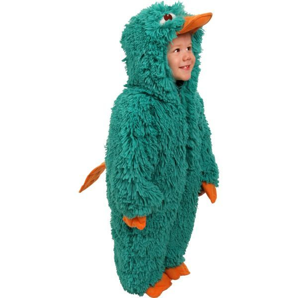 boys parker the platypus costume platypusphineas and ferbcostume ideashalloween costumes - Phineas Halloween Costume