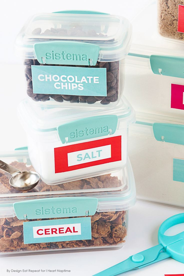best 20+ pantry organization labels ideas on pinterest | pantry