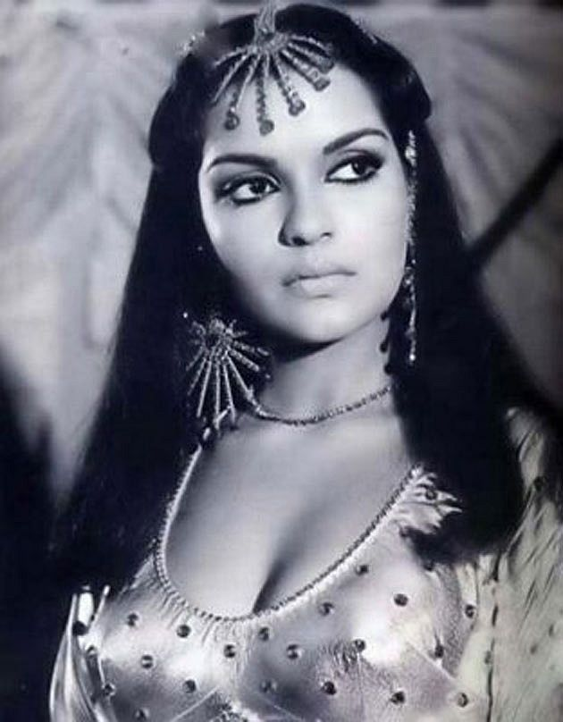 Zeenat Aman (Miss India Asia - Pacific 1970 and Bollywood Actress)