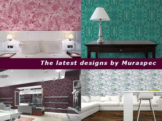 How to Change Interiors With the Latest Wallcoverings by Muraspec