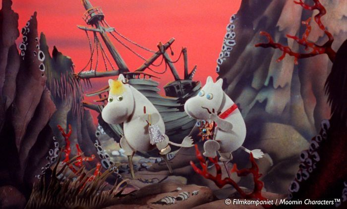 people and hippos, relationship | Moomins and The Comet Chase {English trailer} How can you not love ...