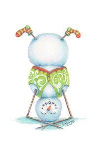 Yoga Winter Snowmen Fun  .... #yoga #yogafun #yogacartoon #christmas #yogalife #winter #yogaworld #om #namaste #snowman #yogastudent #yogaworld