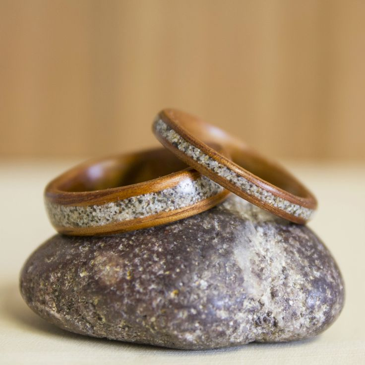 1000 ideas about wood engagement ring on pinterest for How to make a wooden ring