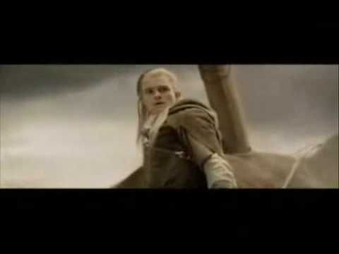 Legolas ~ Stand My Ground