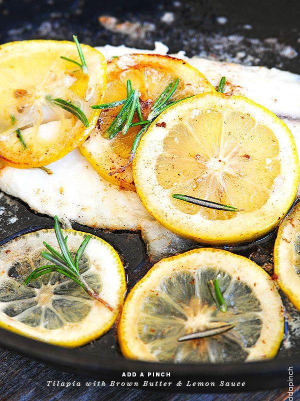 Lemon fettuccine and 10 favorite lemon recipes