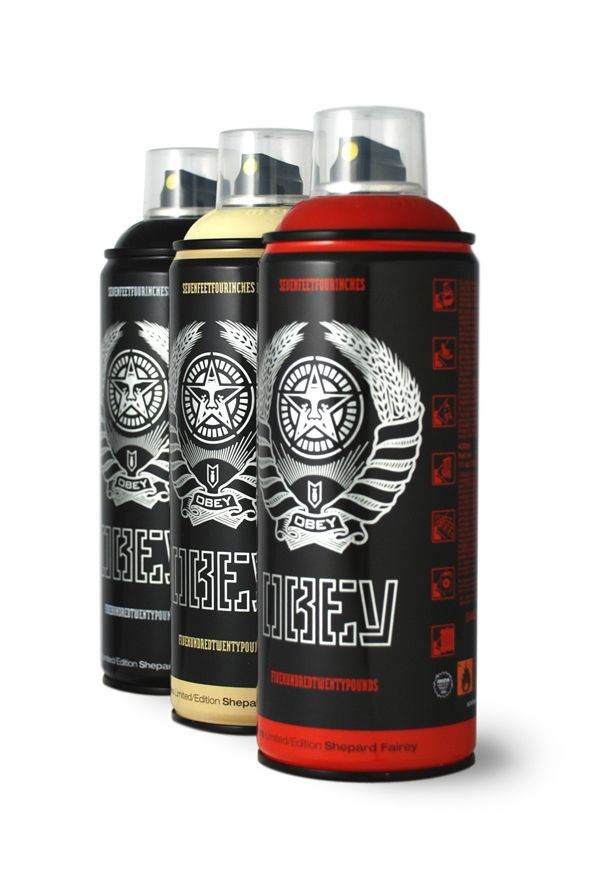 Montana Spray Can feat. Obey