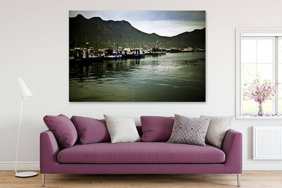 Printable Wall Art - Memories of Hout Bay, Cape Town, South Africa, Original Photography print