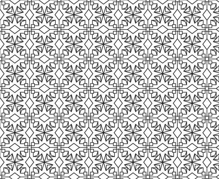Crochet Stitches Vector : crochet and geometric shapes patterns free vector background 28 Free ...