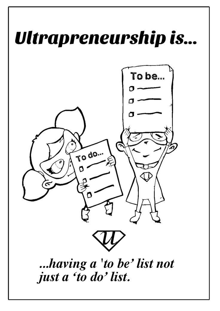 Having A To Be List ColouringColoring BooksClubKidsVintage