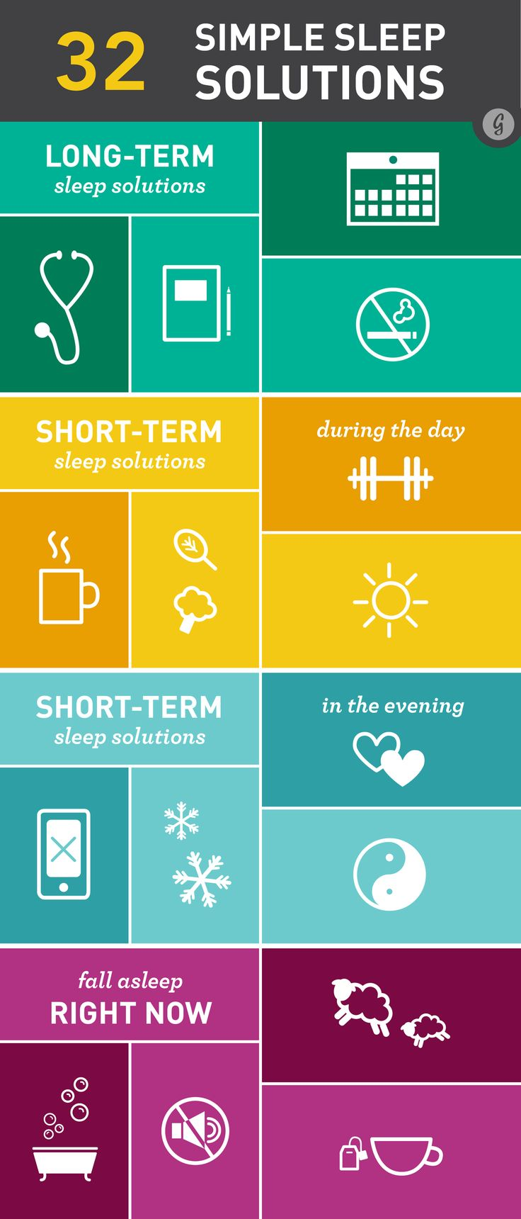 36 best sleeping images on pinterest health home remedies and 32 solutions for when you cant sleep ccuart Gallery