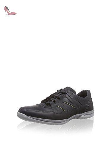 Nevada - Derbies à lacets - Homme - Noir (TR-B2-Noir-107) - 45 1/3 (10.5 UK)Fretz Men Y33yJKLZp