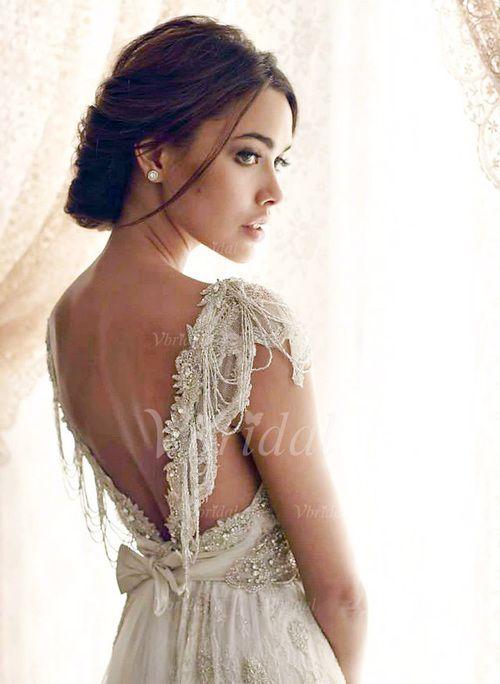 74 best Brautkleid images on Pinterest | Wedding dressses, Dream ...