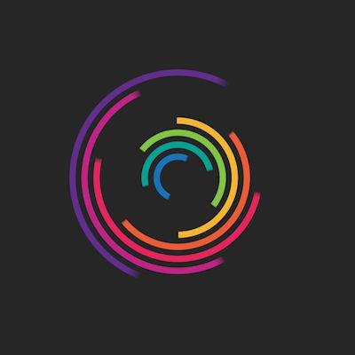 Animaciones perpetuas y estallidos de color en estas imágenes GIF