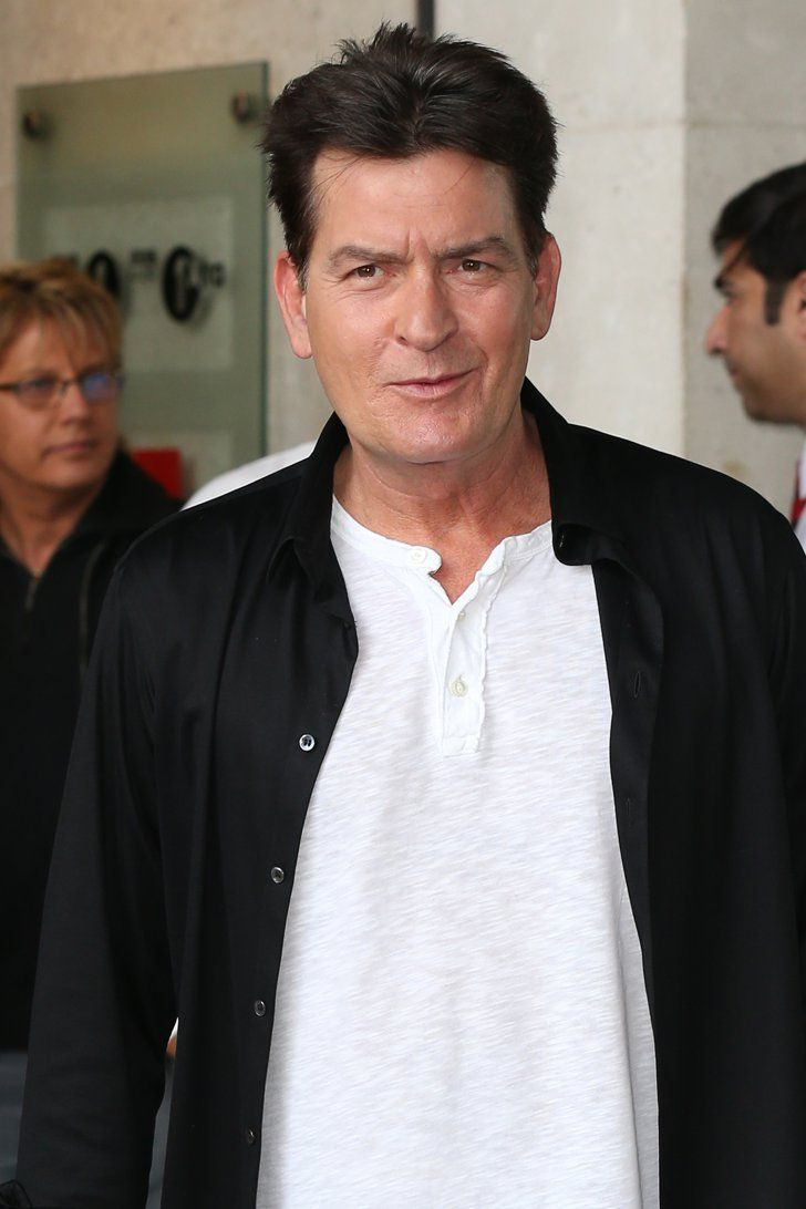 Pin for Later: 33 Celebrities Whose Real Names You Never Knew Charlie Sheen = Carlos Irwin Estévez