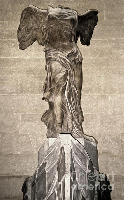 Best 25 Winged Victory Sculpture Ideas On Pinterest