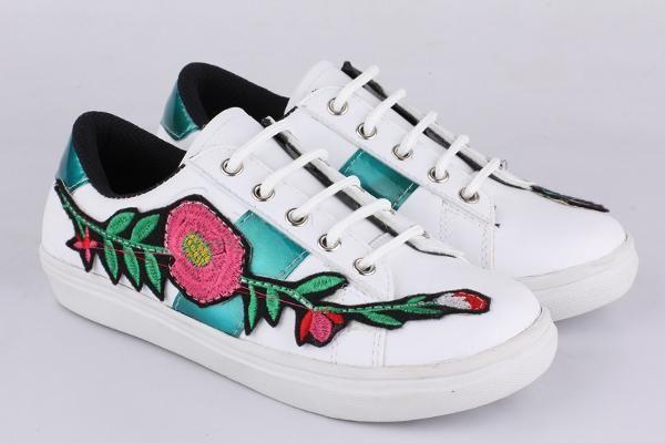 Jual Sepatu Casual Anak Perempuan Catenzo Junior Cli 082 Di