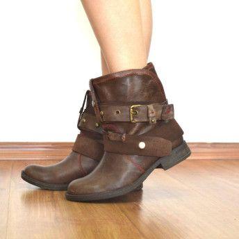 Bota 1800 - Zambeze | Comprar Sapatos Femininos Exclusivos, Rasteirinhas, Botas, Sandálias
