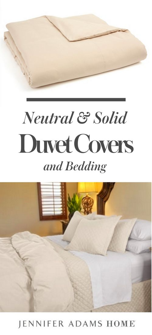 Our neutral duvet covers from our Eternal Collection are high quality, light, and match with any room style to provide a chic look. We currently carry a white duvet cover, a taupe duvet cover, and a light blue duvet cover.