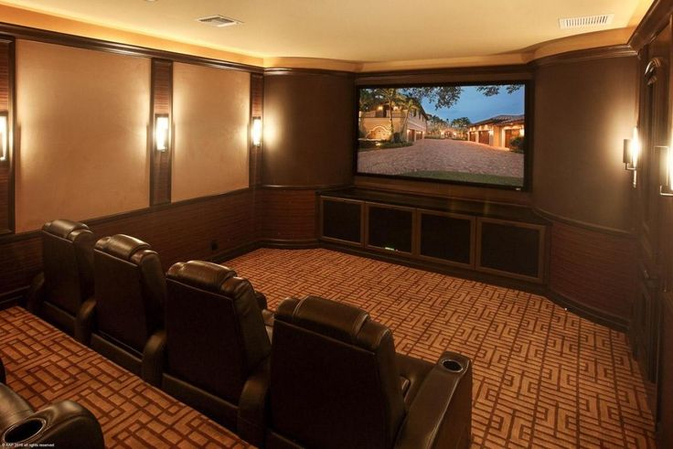 Man Cave Jupiter Florida : Best images about cool media rooms on pinterest lakes