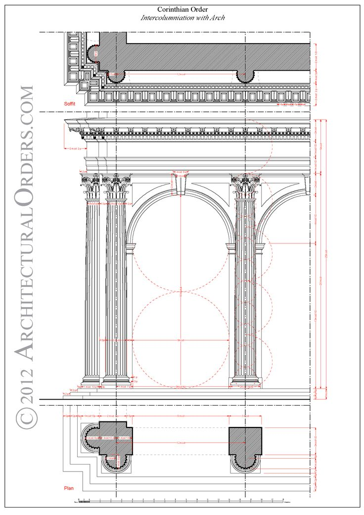 Roman Architecture Drawing 124 best architecture images on pinterest | architectural drawings