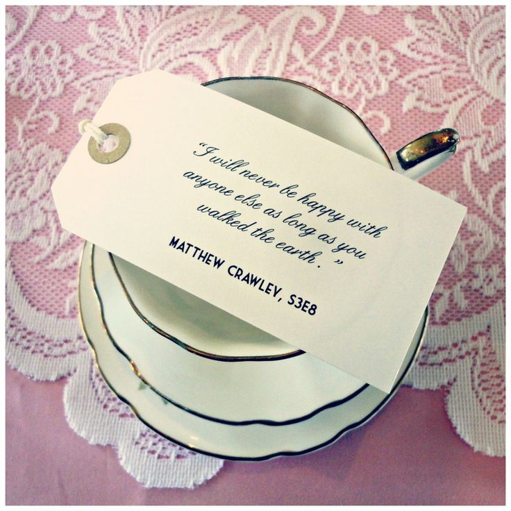 1920s Downton Abbey tea party quote at Waterford Castle Lodges