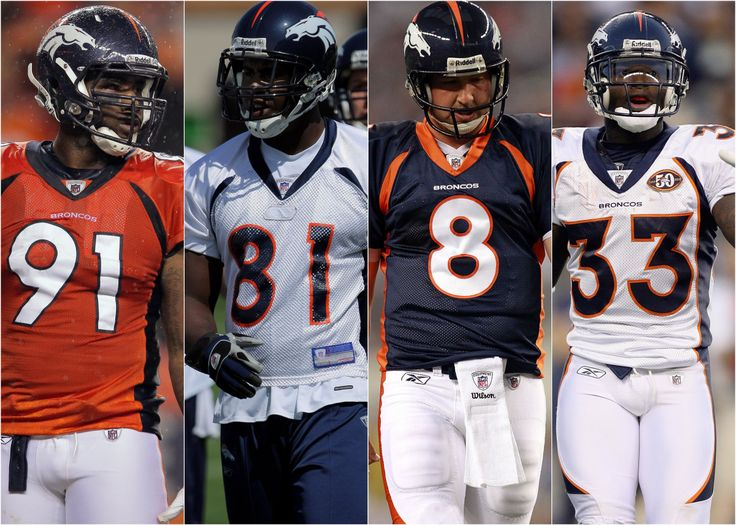 Here are the 4 players the Broncos got in the Jay Cutler trade