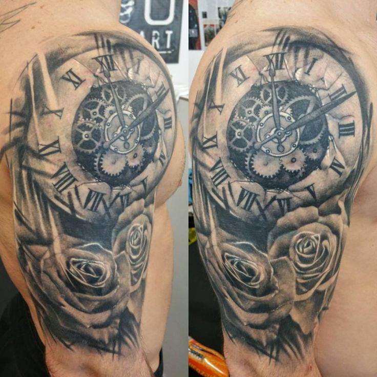 Tattoo Design Maker 1080 1080: 1000+ Ideas About Clock Tattoos On Pinterest