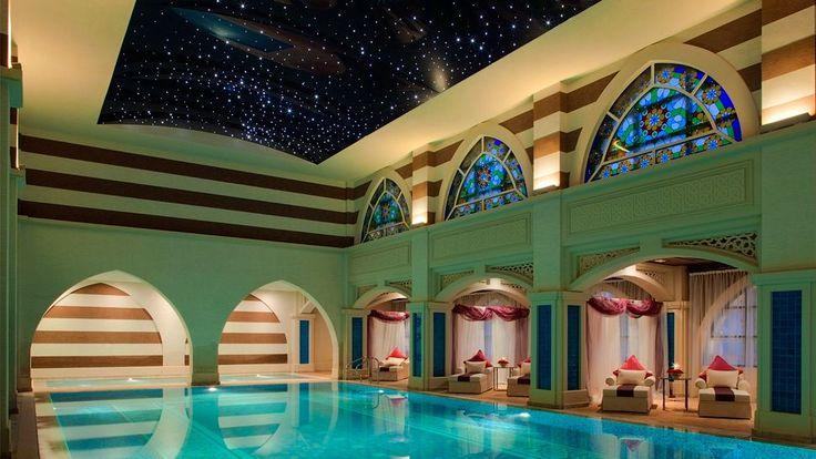 VIP Spa Resort Enjoy Dubai  http://VIPsAccess.com/luxury-hotels-dubai.html