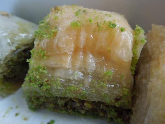 Pistachio Baklava Recipe — Dishmaps