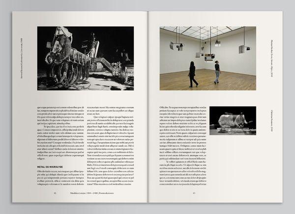 Magazine Layout Inspiration 35 GEIGER Magazine by Mads Thorsoe