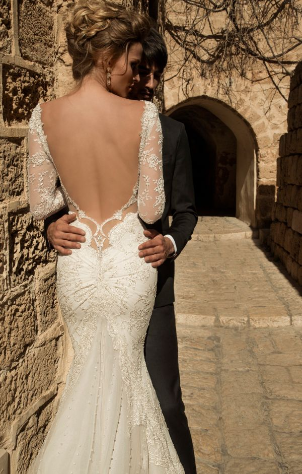 Galia Lahav Haute Couture Wedding Dresses from oncewed.com