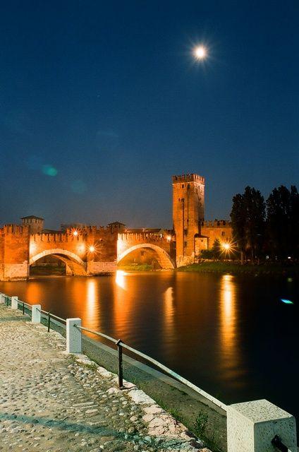 #Verona - Castello #Scaligero