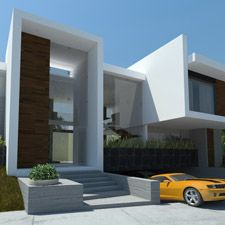 Minimalist Villa Design 30 best axono villa 3d images on pinterest | architecture, modern