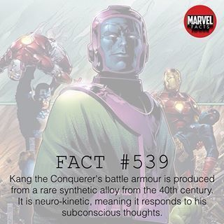 #Awesome @marvelfacts Always good to learn more interesting stuff Kang the…