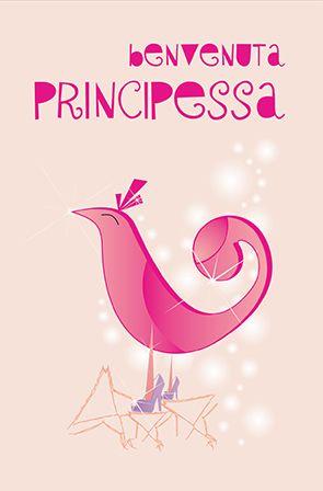 Benvenuta Principessa - Nascita
