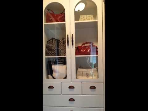 Best Luxury Custom Closets Images On Pinterest