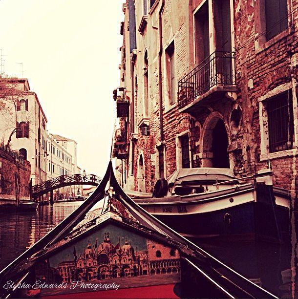 #Venice #Gondola #Italy #Europe #Photography