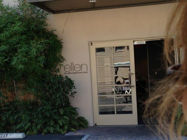 Ellen's office