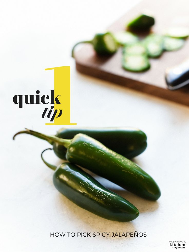how to pick spicy peppers