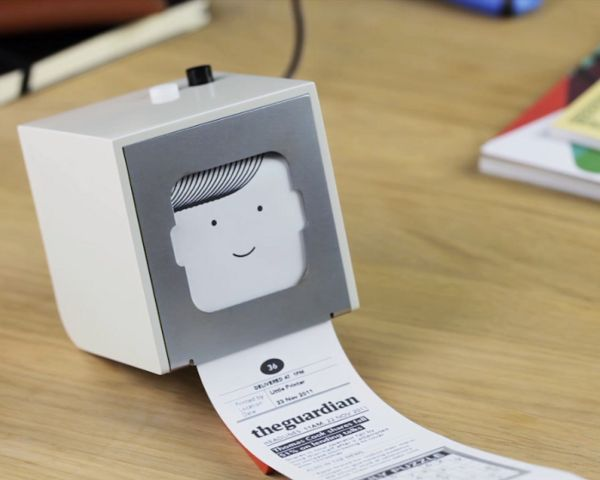 Little Printer by BERG