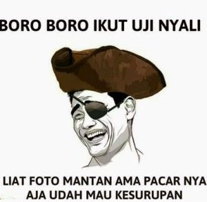 DP BBM Meme Lucu