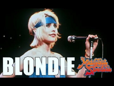 Blondie LIVE at The Midnight Special (October 5, 1979)