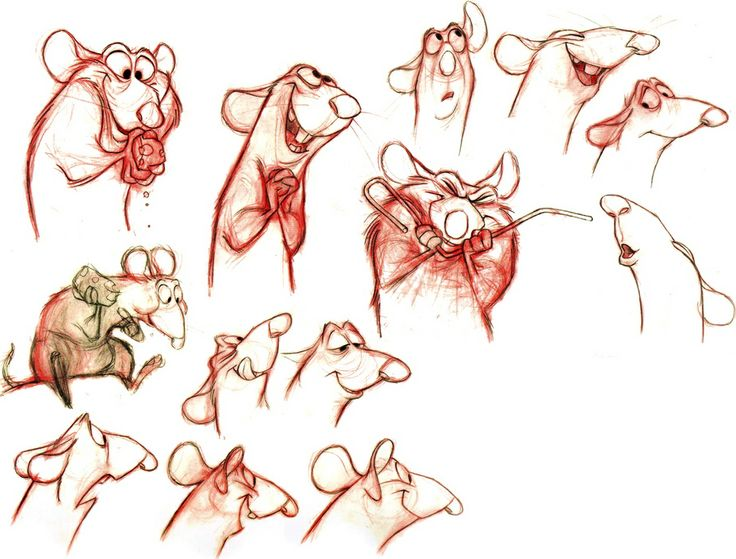 Character Design Ratatouille : By matt nolte ratatouille concept sketches character